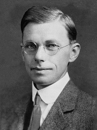 James B. Conant - James Bryant Conant in 1932