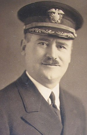 James Sutherland Spore - James S. Spore, US Navy Commander and Acting Governor