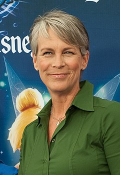 Jamie Lee Curtis 2010.