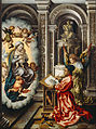 Jan Gossaert - St. Luke Painting the Madonna - Google Art Project.jpg