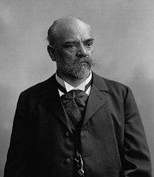Dvořák in seinem Sterbejahr 1904 (Quelle: Wikimedia)