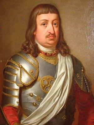 Jan Zamoyski (1627–1665) - Image: Jan Sobiepan Zamoyski 1