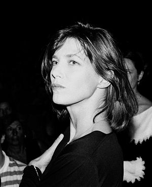 British migration to France - Image: Jane Birkin 07