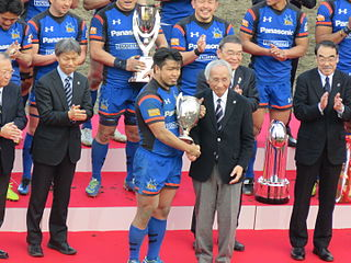 Shota Horie Rugby player