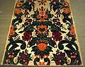 Jardiniere velvet, Italy, Genoa, early 18th century, silk cisele velvet, view 1 - Royal Ontario Museum - DSC04364.JPG