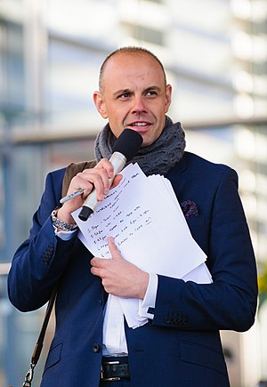Jason Mohammad - Image: Jason Mohammad @ the Senedd