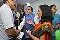 Jayashri And Anil Shrikrishna Manekar With Their Colleagues - NCSM - Kolkata 2018-03-31 9911.JPG