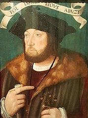 Portrait présumé de Guillaume Gouffier