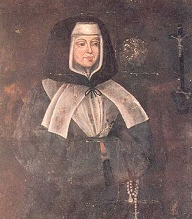 Jeanne Delanoue Founder of the Congregation of St. Anne of Providence