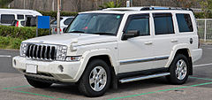 Jeep Commander XK/XH