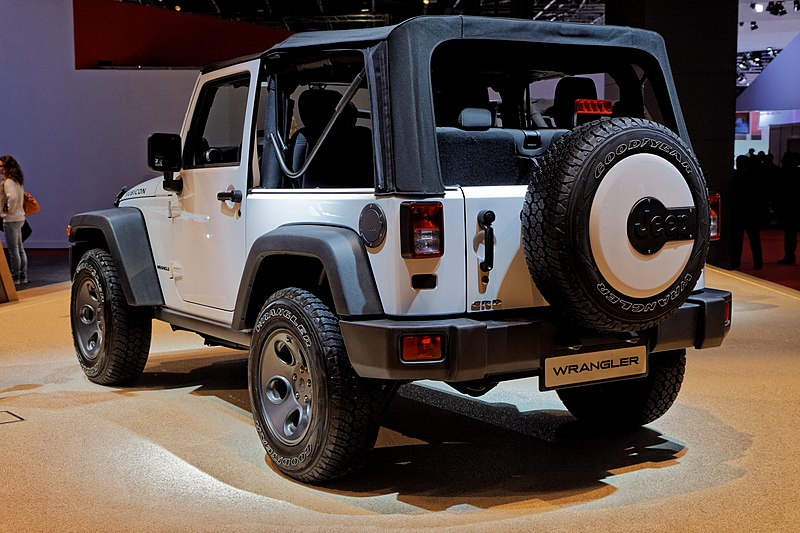 File:Jeep Wrangler - Mondial de l'Automobile de Paris 2012 - 002.jpg