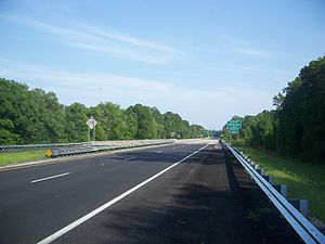 Aucilla River - Image: Jefferson Madison Aucilla River bridge northwest 01