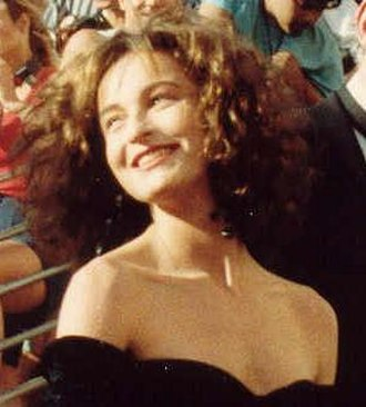 Dirty Dancing - Jennifer Grey at the 1988 Academy Awards