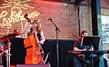 Jennifer Leitham Trio at the Lighthouse Cafe, 9 December 2012 (8259356563).jpg