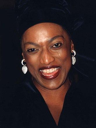 Jessye Norman - Norman in 1997