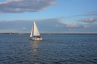 Masuria - Sailing on Lake Niegocin