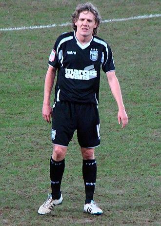 Jimmy Bullard - Bullard playing for Ipswich in March 2011