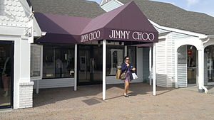Jimmy Choo Ltd - Jimmy Choo boutique at Woodbury Common