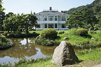 Jinpūkaku - Jinpukaku in Tottori, Tottori Prefecture, Japan