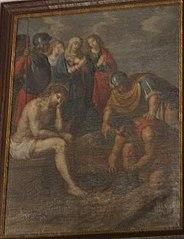 Cristo aguardando a crucificação
