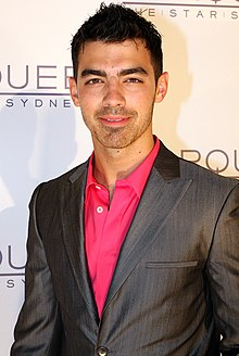 Joe jonas asian face