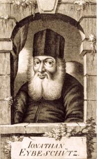 Jonathan Eybeschutz rabbi