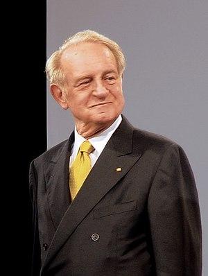 Johannes Rau - Johannes Rau in 2004