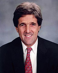 John Kerry sénateur du Massachusetts