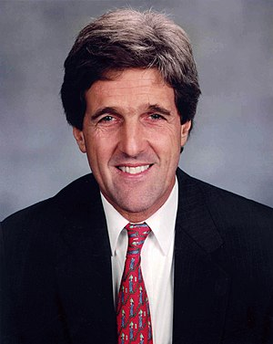 John Kerry - A Senate portrait of Kerry