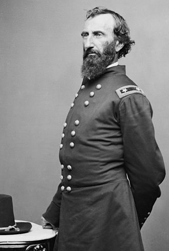 "Army of the Mississippi - General John McClernand was the final officer to use the name ""Army of the Mississippi"" for a field unit"