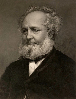John Fairfax - John Fairfax, ca. 1861