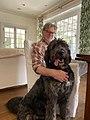 John Hancock and Dog.jpg