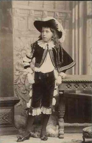 John Lavington Bonython - A young John Lavington Bonython in 1887.