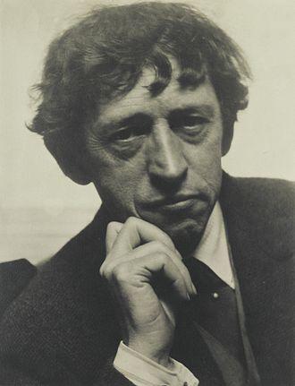 John Marin - John Marin in 1922