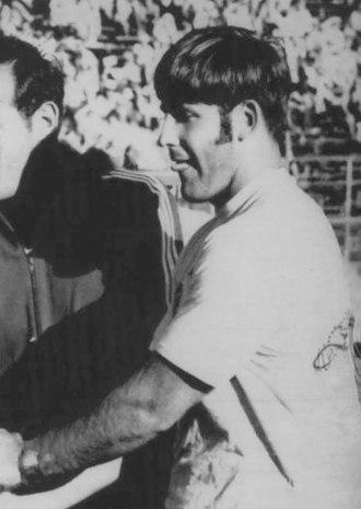 John Powell (athlete) - Powell in 1972