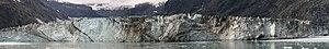 Johns Hopkins Glacier - Terminus of Johns Hopkins Glacier