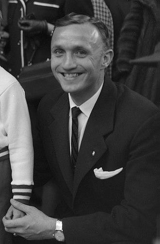 José Santamaría - Santamaría in 1962