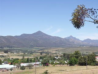 Joubertina Place in Eastern Cape, South Africa