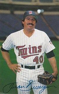 Juan Berenguer Panamanian baseball player