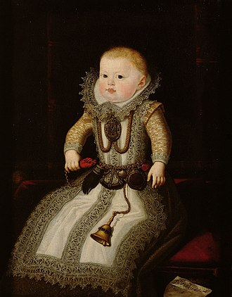 Maria Anna of Spain - Image: Juan Pantoja de la Cruz 006