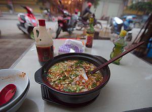 Juanfen - Image: Juanfen Noodles in Guangnan, Wenshan, Yunnan, China (2015 12 01)