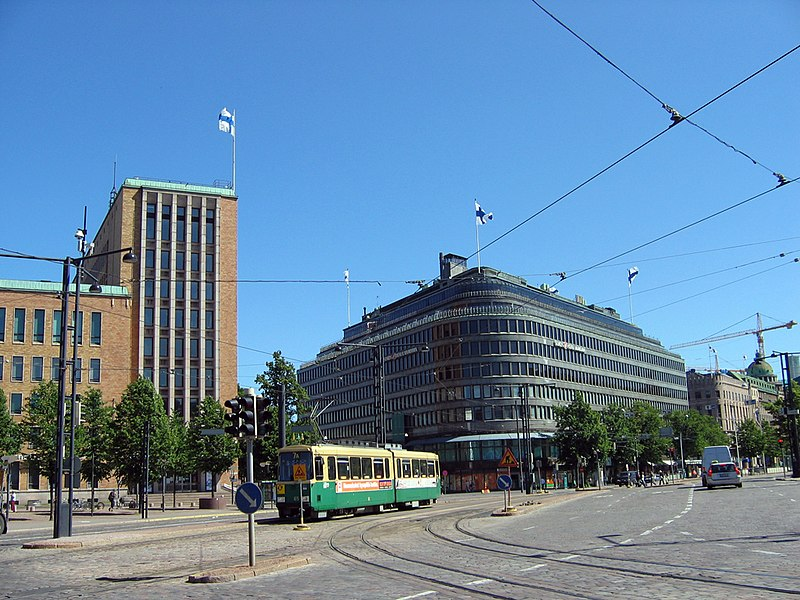 Juhannus Helsinki