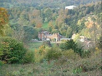 Frances Burney - Juniper Hall, where Burney met Alexandre D'Arblay
