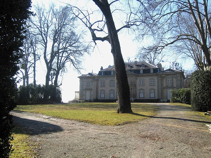 Jura Ferney-Voltaire Chateau Voltaire