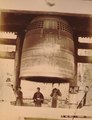 KITLV - 110666 - Kusakabe, Kimbei - Large bell of the Chionin (Chion-in) temple in Kyoto - circa 1890.tif