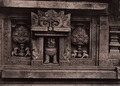 KITLV 155156 - Kassian Céphas - Relief with boddhi trees and rams on the Shiva Temple of Prambanan near Yogyakarta - 1889-1890.tif