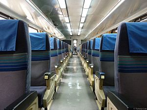 KTM Intercity - ASC: Air-conditioned Second Class