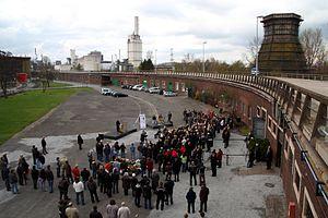Salzgitter - Drütte concentration camp memorial