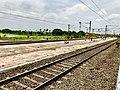 Kadiyam railway station board.jpg