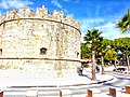 Kalaja në qytetin e Durrësit 05.jpg